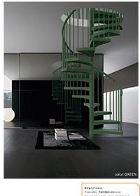 【techne】らせん階段