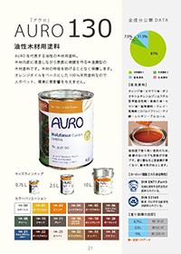 AURO 130 油性木材用塗料