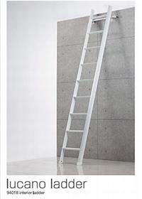 最軽量【ルカーノラダー】アルミ製ロフトはしご