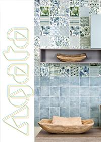 AGATA – アガタ:内壁用陶器質タイル