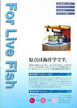 オーダーメイド活魚用水槽【フィッシュタンク】