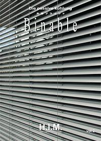 外部(外付け)ブラインド Binable[ビナブル]
