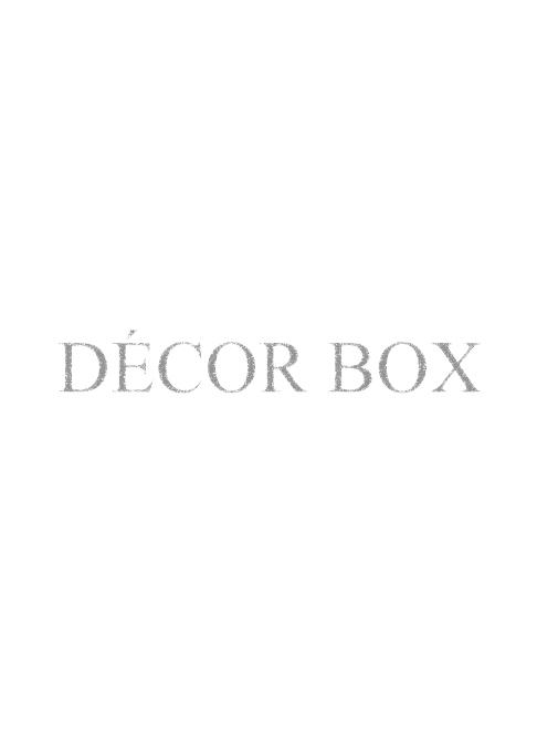 DÉCOR BOX(デコ・ボックス)