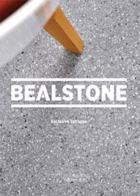 「人造大理石」タイプ鉱物性塗材【BEALSTONE® ビールストーン】