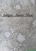 【アンティークミラーガラス】