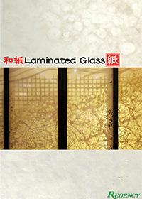 和紙ラミネートガラス