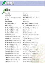 苗木【新樹種】
