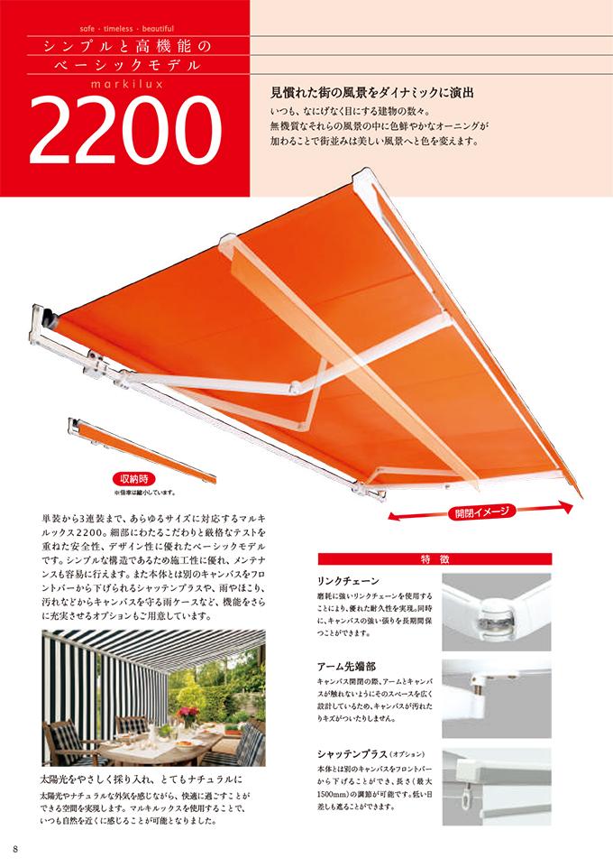 マルキルックス 2200