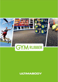 Gym Rubber[アートワークラバー]グラフィックゴム床