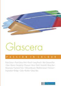 デザインガラスタイル Glascera