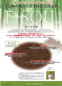 Eソイル屋上・壁面緑化「大林式工法」