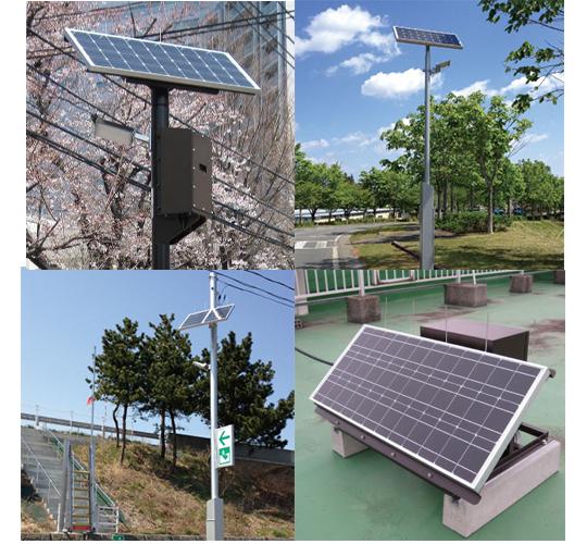 「PVEXPO2018」にて太陽電池用の架台をご覧頂けます。