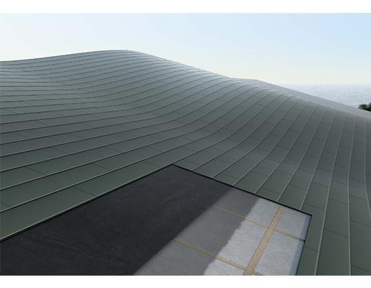 金属屋根工法「レオフィットルーフ」最新カタログが完成致しました! 製品紹介