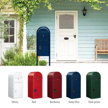 海外の人気ブランドbobi社より5色の宅配ボックスが登場致しました。