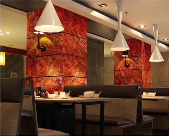 空間装飾に独創性・華やかさ・エレガントさを演出する「装飾アクリルパネル」