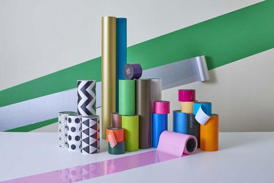 「色を貼る」—— デザインはもっと、自由になる