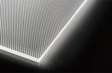 エッジライト方式高輝度導光板『SAライトガイド®』のご紹介