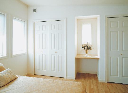 「より豊かな住空間の創造」インテリアドアシリーズ