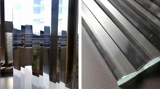 高透過壁面装飾用ガラス「B-GLASS」とは? 製品紹介
