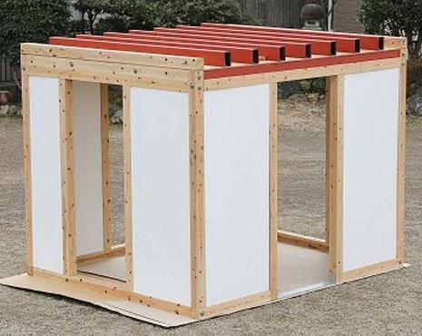 耐震シェルターは「耐震補助金」の対象です!