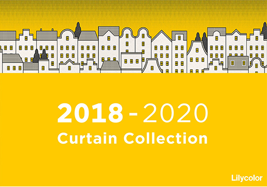 カーテン見本帳『SALA 2018-2020』新作発表会を全国で開催!