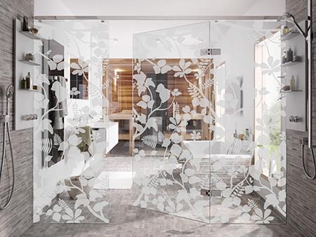 安全性とデザイン性を両立したガラスドア「Concerto」