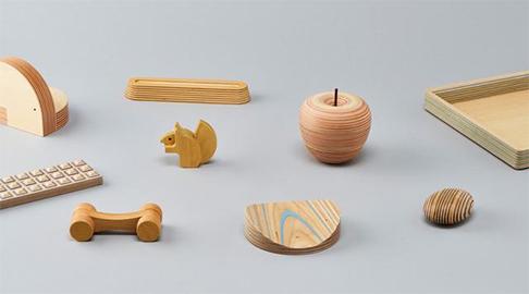 不思議な木目の【Paper-Wood】がクラウドファンディングに挑戦!