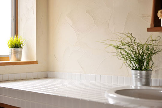 健康的で快適な安心空間をお届け「西洋健康漆喰 レパッド ピエドラ」