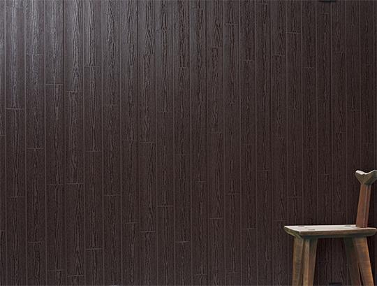 上品で落ち着きのある仕上りが美しい『木目グラジェットGⅡ』 製品紹介