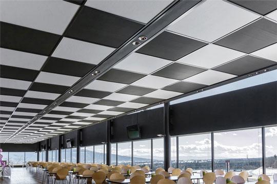"""""""超""""軽量天井材「かるてん®」で天井の安全対策を。"""