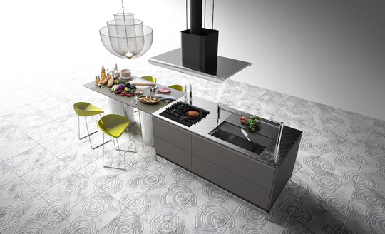 キッチン「イノ・プラグイン|iNOPLUG-IN」発売開始