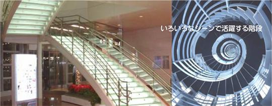 階段の技術者集団として、 お客様に最適な階段を提供し続けます! 製品紹介