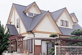 歴史と実績を持つ「カレッセ 」は高品位段葺き金属屋根材の定番です! 製品紹介