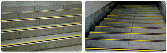 転落の危険を回避!安全な歩行を実現するライン塗料のご紹介! 製品紹介