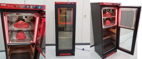 「HCJ」出展&肉の旨味を増大「熟成促進装置」の無料モニター募集!
