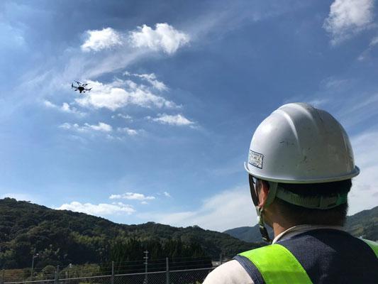 日本住宅保全協会との業務提携で屋根点検事業を加速 ~ テラドローン ~ 製品紹介