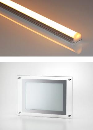 テス・ライティングのパネルライトや間接照明を展示!