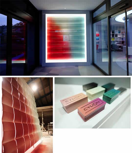粉体塗装でのグラデーションに挑戦した製品を展示します! 展示会