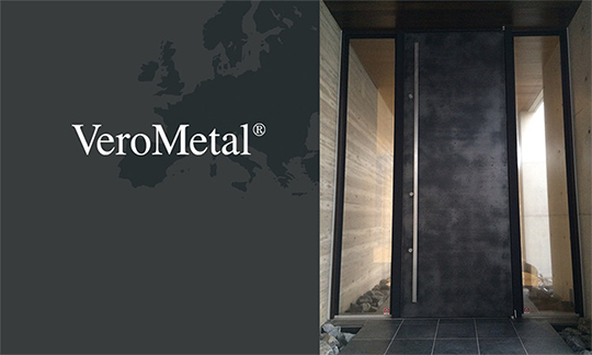 新たな金属「VeroMetal®」を「JAPANSHOP2019」で展示! 展示会