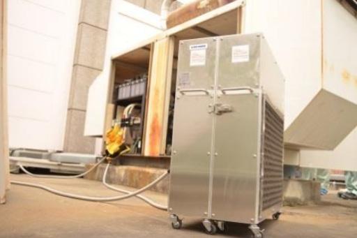 道民の安全と安心に寄与する非常用発電設備点検事業開始のお知らせ 製品紹介