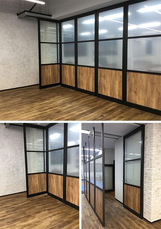 動く壁面「スライディングウォール」の最新施工事例をご紹介! 製品紹介