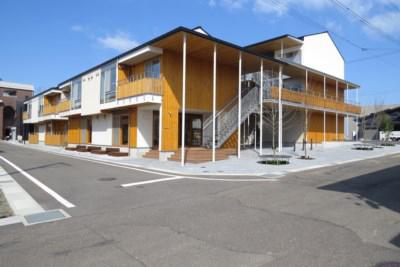 中大規模木質建築物向け木材保護塗料 HPリニューアル