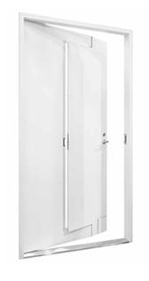 開放力軽減機構付鋼製ドア「エアローテ」を発売いたしました!