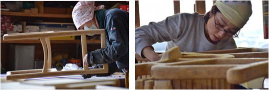 女性桐職人がつくる『人にやさしいオーダー家具』 その他