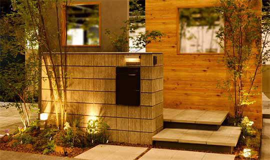 自然と住宅をつなぐ美しく快適なガーデン空間をご提案。 製品紹介
