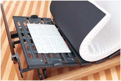 """""""スーパー珪藻土""""の保存技術でご家庭の布団·ベッドに快適な睡眠を実装! 新製品"""