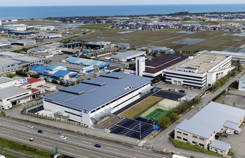 垂直搬送機トップシェア企業として白山市の工場がTV番組で紹介されました! その他