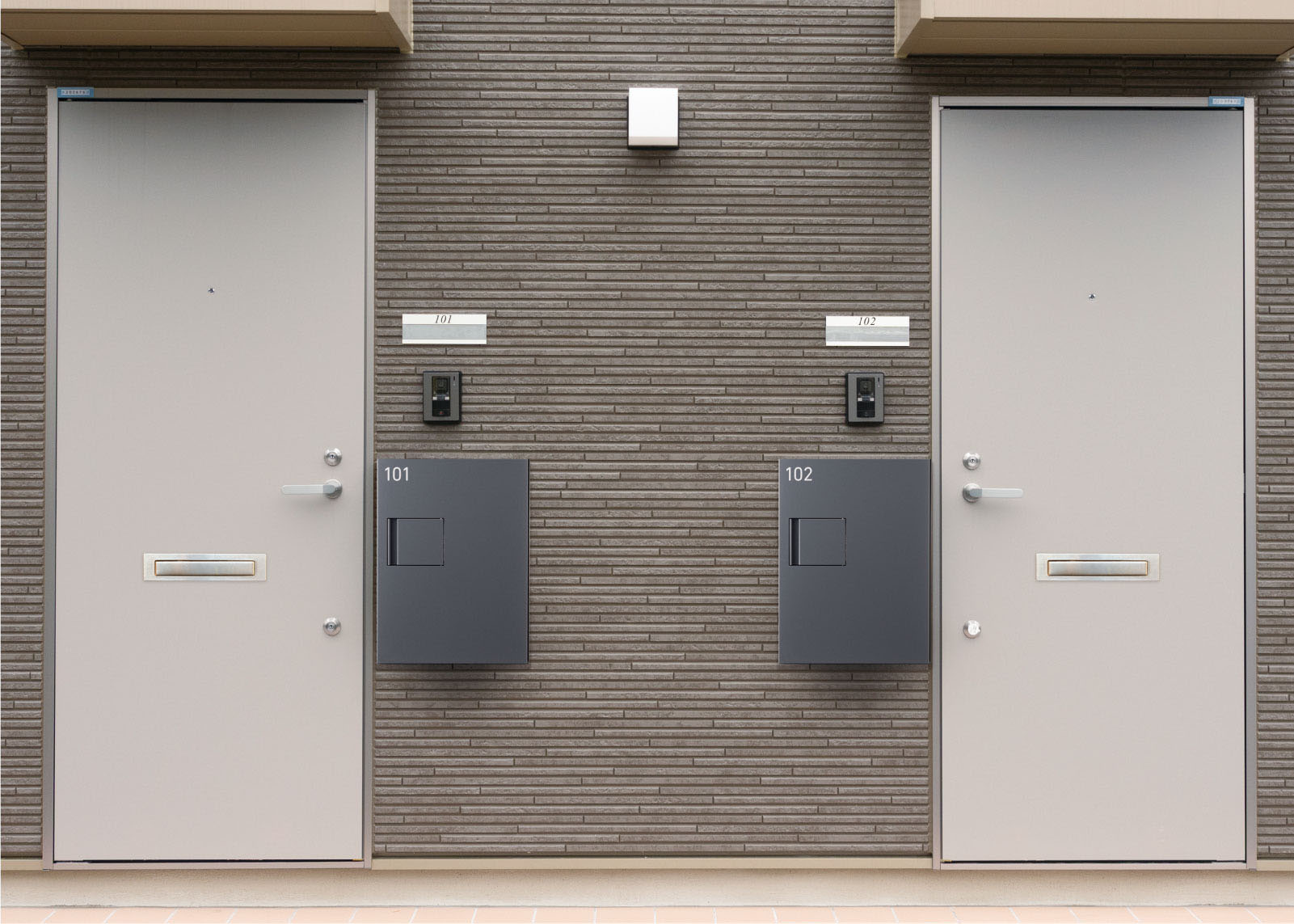 集合住宅でも専有使用が可能な宅配ボックス「TBX-G」新発売 新製品