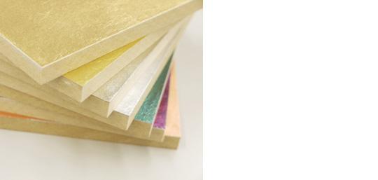 加工・建材用の箔押見本帳「Premium」「Assort」販売開始 製品紹介