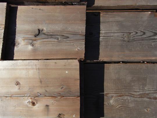 北米発 自然の風合いを生かした古材「オールドボード」最新ロットの風合いをブログで詳細に公開中! 新製品
